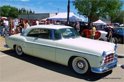 1955 C-300 Chrysler: The Real Dawn Of The Muscle Car Era