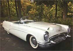General Motor's Ultimate Motorama Dream: 1953 Buick Wildcat I Concept Car