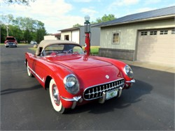 The Larry and Dawn Menard Collection of Rare Classic Cars