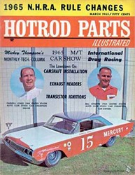Famous Mercurys on Highway, Dragstrip and Oval