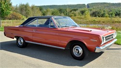 Beautiful Family-Owned 1967 GTX