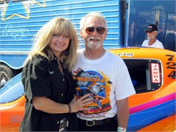 Funny Car Champ Dale Pulde is a Valley Fever Survivor