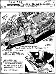 1973 Chevrolet Chevelle Laguna