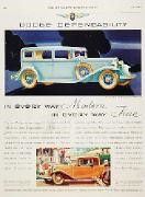 Al Capone's 1931 Dodge