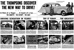 Hudson Cars of the 1930s