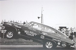 Who Had The First AMC Funny Car?