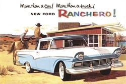 Ford Ranchero History