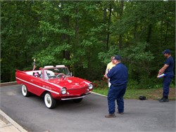 Do You Remember The 1960s Amphicar?