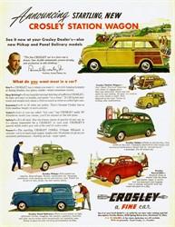 1952 Crosley Station Wagon