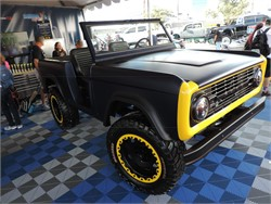1966 Boosted Bronco Retruns