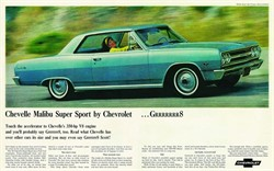 Chevelle SS history: The Z16 and 1968 specifics