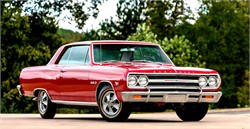 Greg Clears The Air On The 1965 Chevelle SS396 Z16 And The 396 Engine