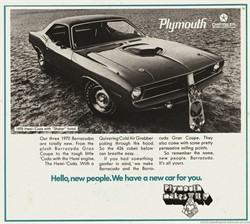 Greg Zyla's List Of Top 10 Muscle Cars From The 1970's