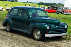 A Storied 1947 Chevy Owned By A Storied Hotrodder