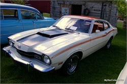1973 Mercury Comet GT: The Era Of The Bumper Car Begins
