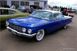 Styling In A 1960 Oldsmobile 98