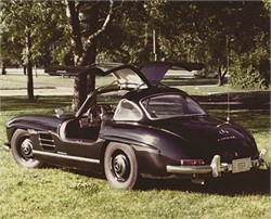 5 Lessons In Owning a Mercedes 300 SL Gullwing