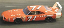 Did Ford Produce Enough 1969 Talladega Fastbacks to be Legal for NASCAR Racing?