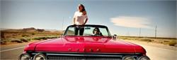 Brae's 1963 Buick Skylark Cruises Up and Down LA Coast