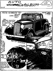 1933 1/2 Plymouth PD Deluxe