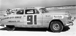 Is It True That a Monkey Used To Ride With One of the NASCAR Drivers Back in the 1950s?