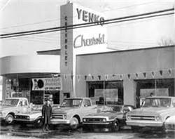 Rare COPO 427 Chevys