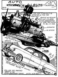 What Does A 1951 Pontiac Straight-8 Engine Look Like?