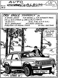1981 Eagle Kammback DL