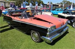 How Much Is A 1959 Ford Galaxie Skyliner Convertible With A Retractable Hardtop Worth?