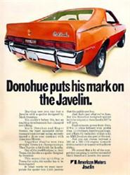 Top 10 Pony Cars Through 1970