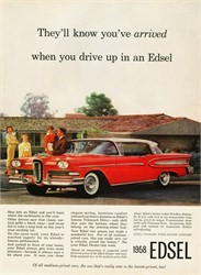 How Does The Corvair Compare To The Edsel?