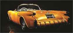Was GM's Anniversary Gold Paint Used on Any Vehicles Other Than The 1963 Chevrolet Impala?