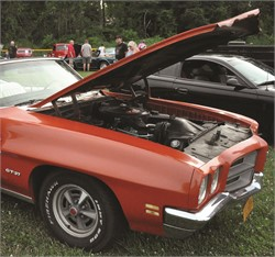 Pontiac's forgotten T37 muscle car from 1970-1971