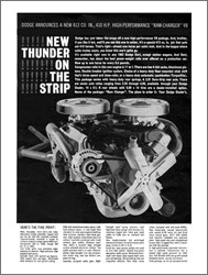 1962 Muscle: Memories Of A Pivotal Year In Muscle Car History