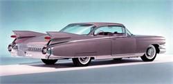 Big, Big Cadillacs: IMSA Cadillac Prototypes And The Biggest Cadillacs Ever