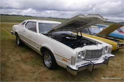 Story Of A Boy And His Childhood Car: 1976 Ford Elite Found A Loving Family
