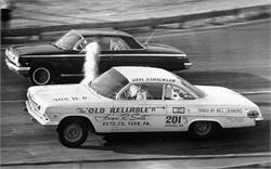 Growing Up with Cars, Model Kits, and Drag Races