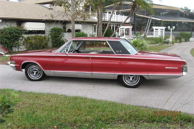 1965 Chrysler New Yorker - 1965 Chrysler New Yorker ...