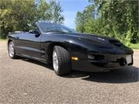 Pontiac Trans Am WS6 RAM AIR Convertible