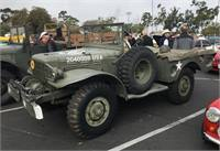 1944 Dodge WC-52 4x4, Power Wagon, runs great, w/title