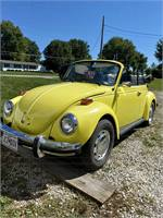 1974 Convertible Super Beetle