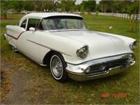 1957 Oldsmobile Golden Rocket 88 2-Dr Coupe