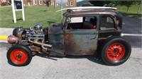 1932 Packard Hot Street Rat Rod Car