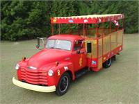 1953 Chevrolet Whip-Ride Circus Truck