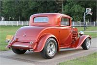 32 FORD RARE 3 WINDOW