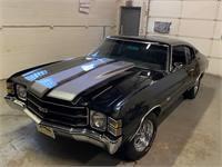 BLACK ON BLACK-CRAGERS AUTO V8