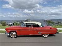 Fully Restored 1954 Lincoln Capri 2 Door Hardtop
