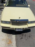 1987 Cadillac Eldorado with low original miles