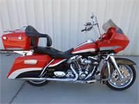 2009 Harley Davidson FLTRSE Road Glide CVO