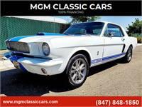 1966 Ford Mustang C CODE 289cid C4 LIGHTNING